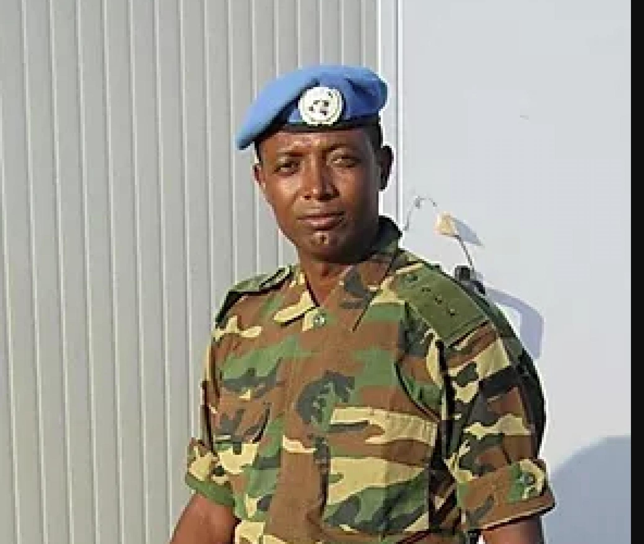 Coronel Demeke